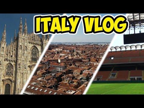 ITALY VLOG!!