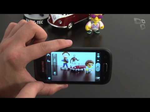 Análise de Produto - Samsung Galaxy W - Tecmundo