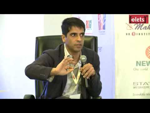 World Education Summit 2014 - Anshul Arora, Founder and CEO, Edvance Group