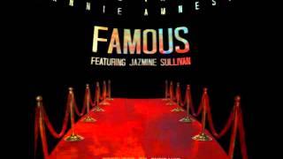Dann!e Amnes!a - Famous (Ft. Jazmine Sullivan) (Prod. Syndakid)