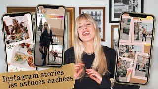 LES ASTUCES CACHÉES D'INSTAGRAM STORIES QUE PERSONNE NE CONNAÎT *et les meilleures app*