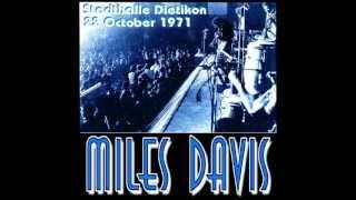 Miles Davis - Live at Stadthalle Dietikon, 1971 (Full Show)