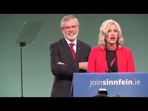 Gerry Adams historic