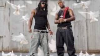 T.I. vs. Lil Wayne- Stuntin With My Top Back