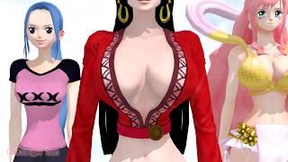 MMD Bboom Bboom MOMOLAND One Piece Girls MMD Gakubypo San