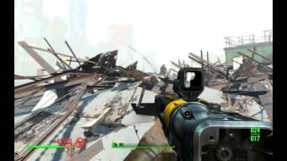 Fallout 4 EP7 находим китайскую подлодку, выполняем квест капитана