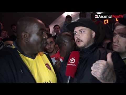 Arsenal vs FC Basel 2-0 |