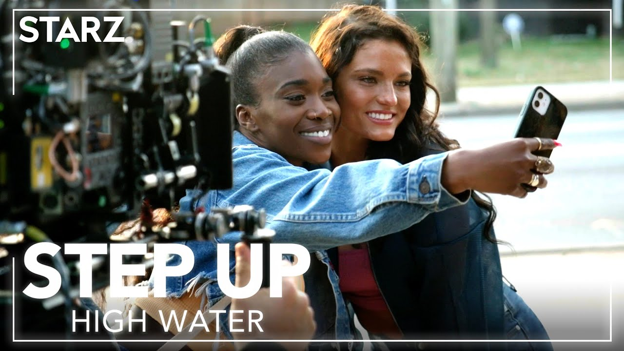 Download Start of Production | Step Up Season 3 | STARZ
