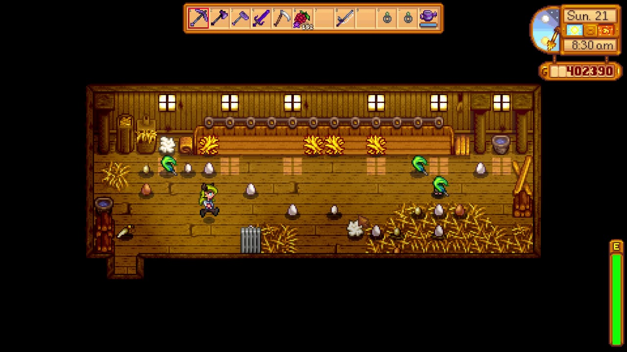 How to get a Void Chicken - Stardew Valley - YouTube 2f374a86c
