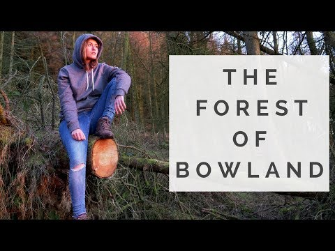 Best Places to Visit in the UK |  The Forest of Bowland | Developing Our Photography