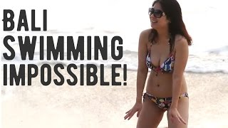 Bali, Dreamland beach - swimming impossible! (pantai dreamland pecatu bali Indonesia, Bali, 2013)