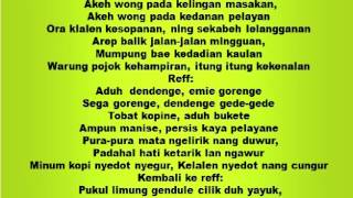 Lagu dan Tari Nusantara: WARUNG POJOK - Lagu Anak