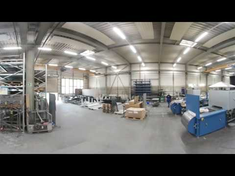 Virtual Reality Factory Tour at Mahler GmbH