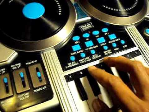 dj mixer keyboard drum machine circuit bending project youtube. Black Bedroom Furniture Sets. Home Design Ideas