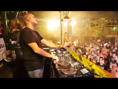 Aly & Fila playing Children - Robert Miles at Guaba 2018 Limassol, Cyprus