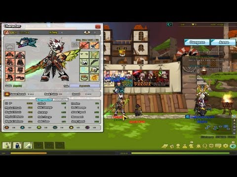 {Elsword} : How to get A rank in 20 mins