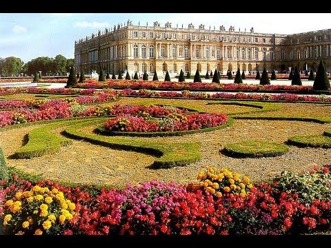 Jardines Del Palacio De Versalles Hd Arte Y Jardineria Youtube
