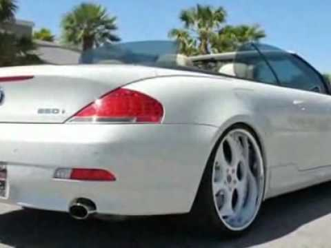 2006 Bmw 6 Series 650i Convertible Convertible Youtube