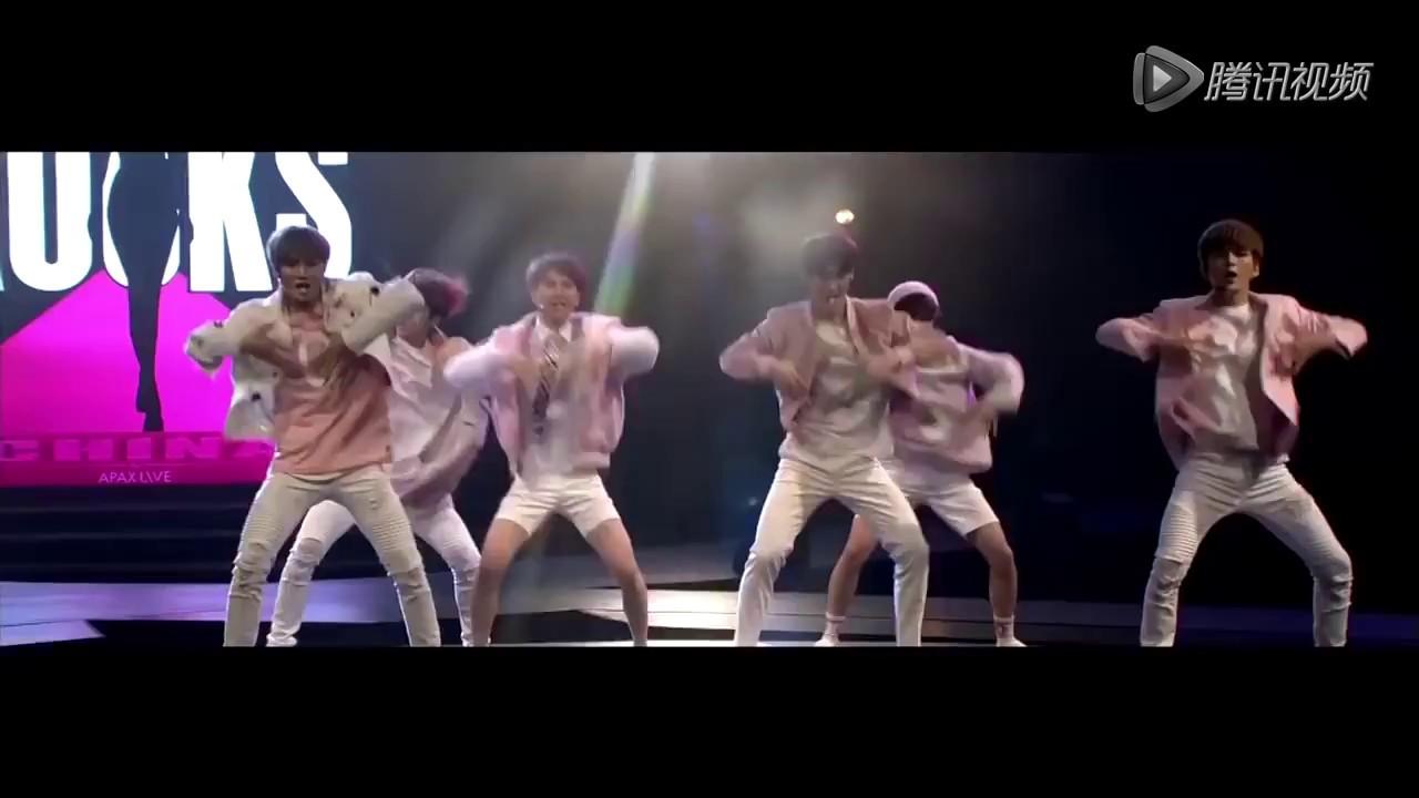 SWIN 组合出道   NEW WORLD @ FASHION ROCKS 2016 - SWIN-S