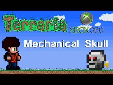 Terraria Xbox - Mechanical Skull [115]