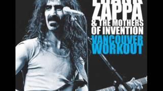 FRANK ZAPPA - Intro/Blues Jam LIVE '75