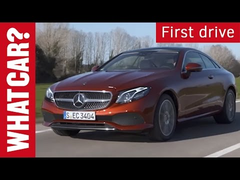 Mercedes Benz E Class Coupe Review 2019 What Car