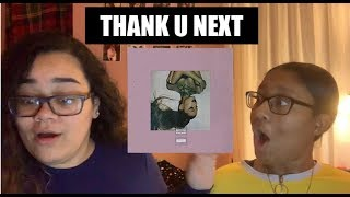 Ariana Grande - Thank U Next | ALBUM REACTION!! Video