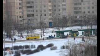 Winter in Kharkov