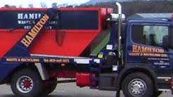 Skip Hire - Hamilton Waste and Recycling Ltd
