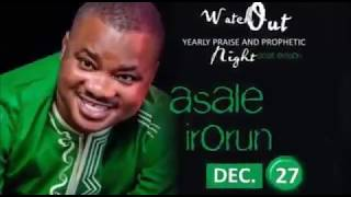 Tope Olutokun & His Ase-Irorun Crew @ Asale Irorun(Night of Ease) 2017 edition