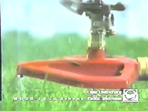 WOUB (PBS) - It's All How You Look At It (Sprinkler) - ca. May 2002