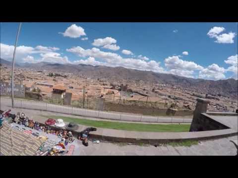 Cuzco vista point, Peru