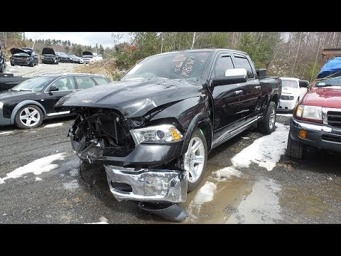Parting Out 2015 Dodge Ram 1500   Stock # M80427
