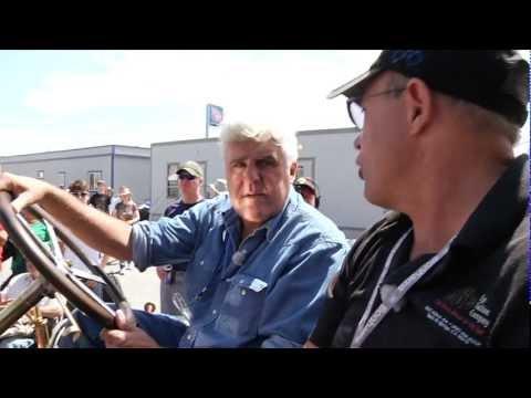 Pebble Beach 2012: 1907 Renault Vanderbilt Cup Racer - Jay Leno's Garage
