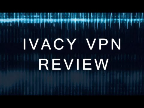 Ivacy VPN Review - YouTube
