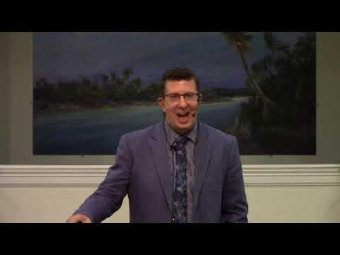 It's Time Psalms 119:6 | Evangelist Mike Courtney