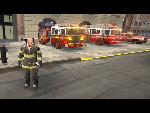 EmergeNYC Update 071 Game Play   FDNY Responding To Emergency Calls