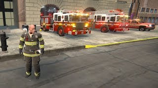EmergeNYC Update 0.7.1 Game Play -  FDNY Responding To Emergency Calls
