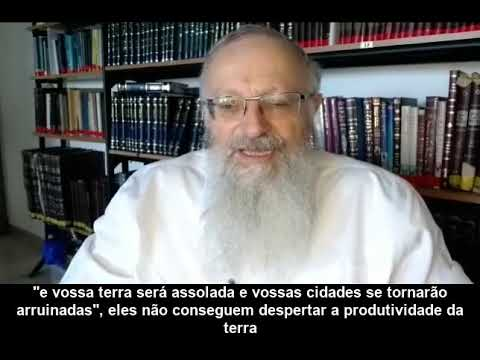 Enaltecendo a Terra de Israel - Um convite do Rav Shmuel Eliahu aos judeus de todo o mundo