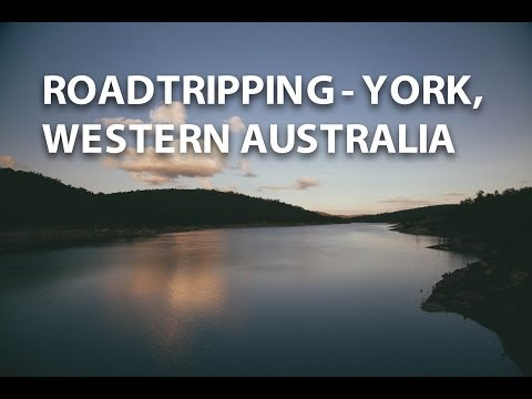 ROADTRIP - YORK, WESTERN AUSTRALIA
