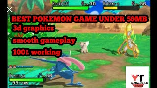 Best pokemon game under 50 mb || how to download pokemon stadium 2|| by yaduvanshi ji technical