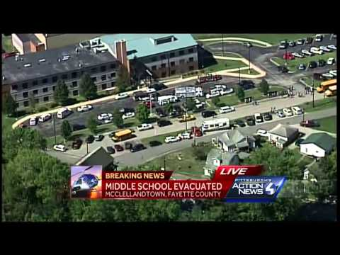 Albert Gallatin North Middle School evacuated