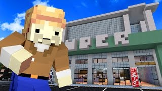 Tokyo Soul - THE SUPER STORE! #11 (Minecraft Roleplay)