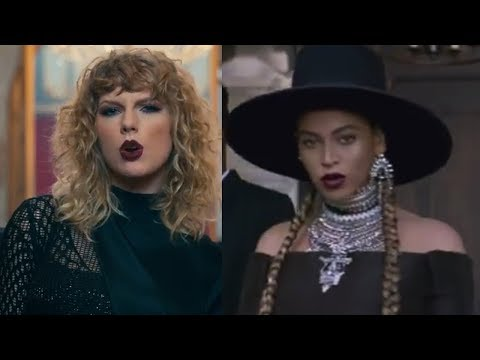 """Taylor Swift's Music Video Director CLAIMS Beyonce Copied """"Bad Blood"""""""