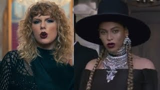 Taylor Swift's Music Video Director CLAIMS Beyonce Copied