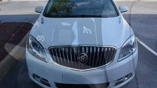 Used 2017 Buick Verano Greenville SC Easley, SC #AP4855 - SOLD