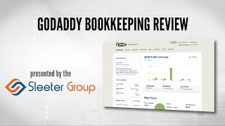 GoDaddy Bookkeeping Review / Tutorial