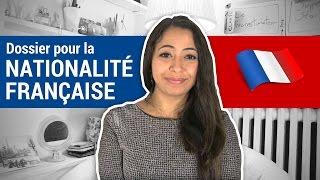 Dossier pour demander la NATIONALITÉ FRANÇAISE - Karinny ANK