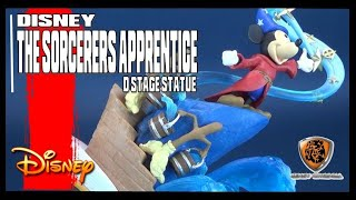 Disney The Sorcerer's Apprentice | Beast Kingdom D-Stage DS-018 PX Previews Exclusive Statue Review