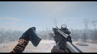 Fallout 4 - Krebs AK Weapon Animation (PC)